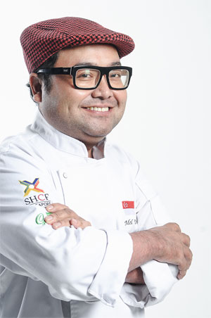 About Chef Mel Dean